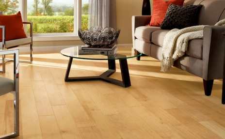 Invincible Hardwood flooring